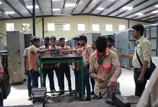 ITI,Hirakud,Sambalpur,Odisha